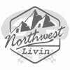 Northwest Livin Decal Decal - Square Boy Clothing