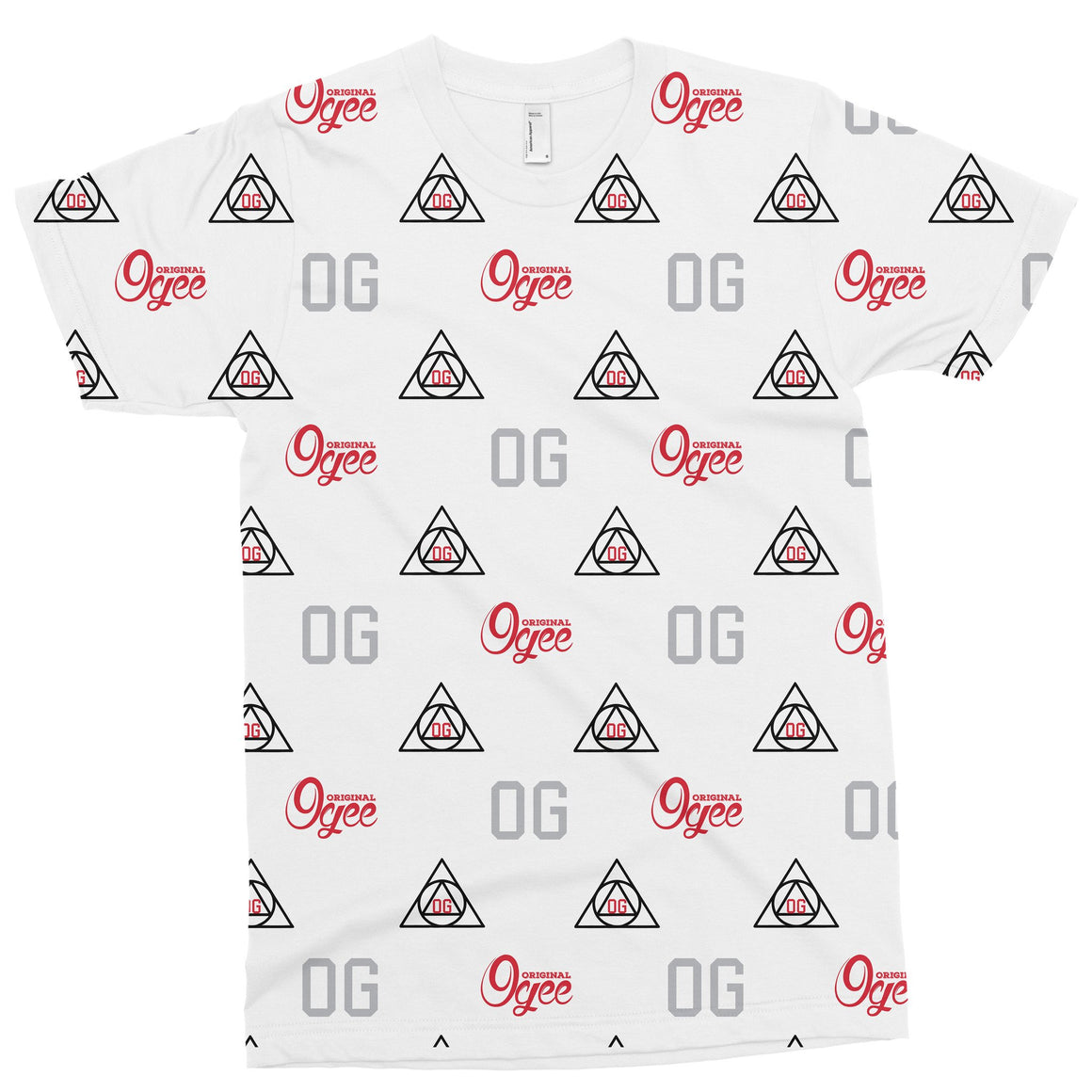 Ogee Ogs Red - Square Boy Clothing