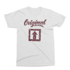 Original Maroon Paisley T-SHIRT - Square Boy Clothing