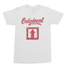 Original Red Paisley T-SHIRT - Square Boy Clothing
