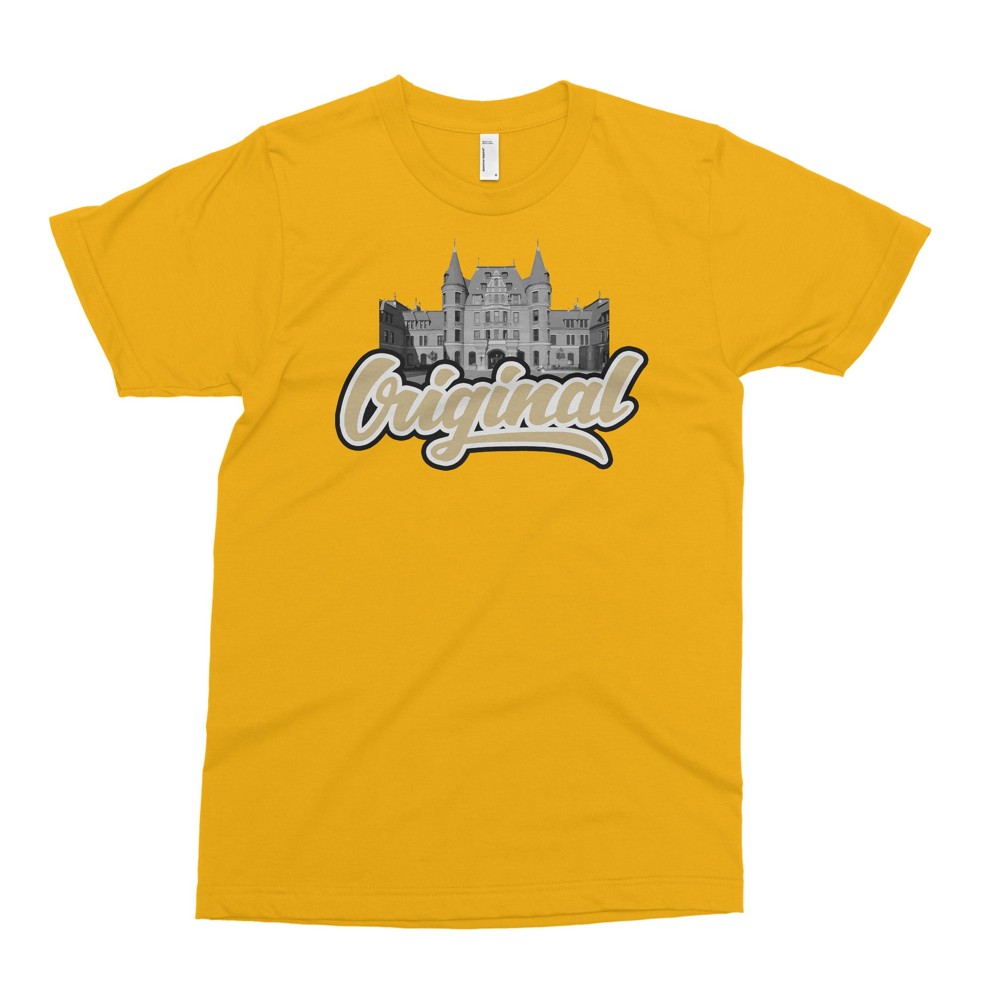 Original Stadium T-SHIRT - Square Boy Clothing