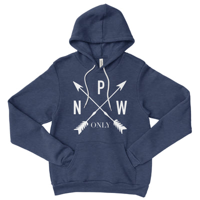 PNW Only Pullover Hoodie Hoodie - Square Boy Clothing