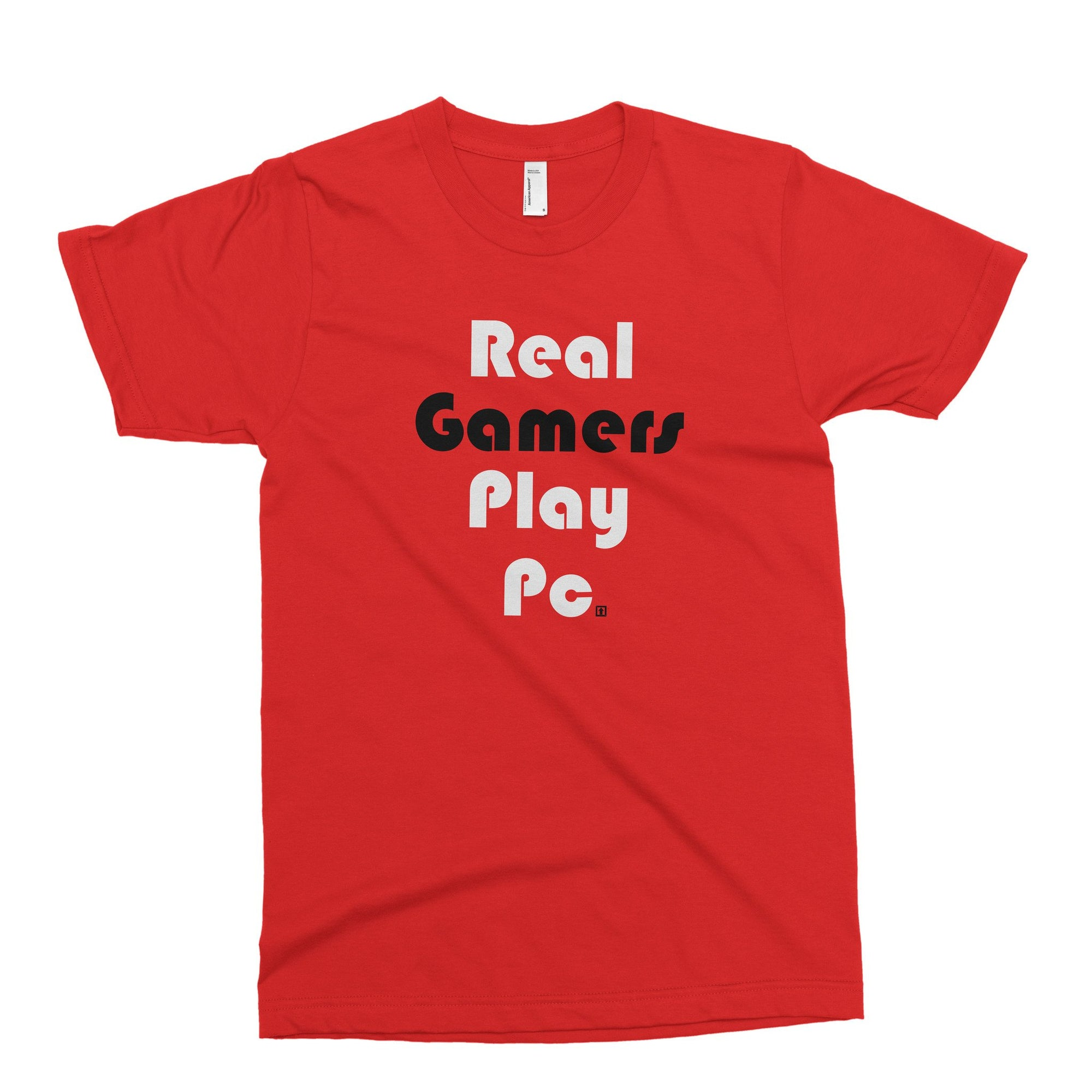 Real Gamers T-SHIRT - Square Boy Clothing