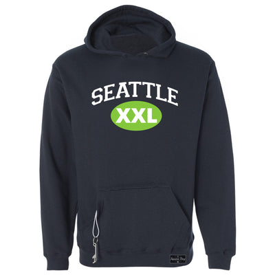 Seattle Cooler Hoodie Hoodie - Square Boy Clothing