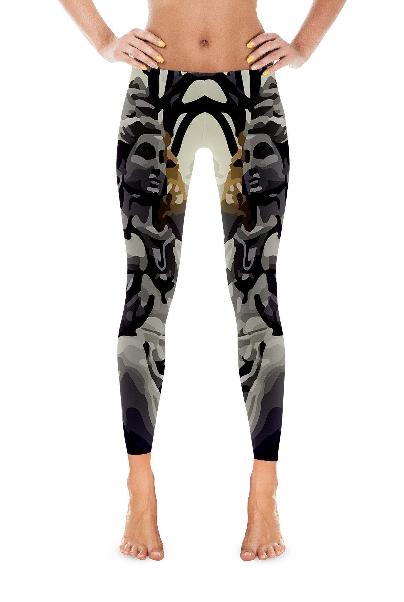 Shiva Leggings Legging - Square Boy Clothing