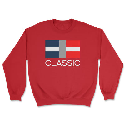 Square Boy Classic Sweater Crew Neck Sweatshirt - Square Boy Clothing