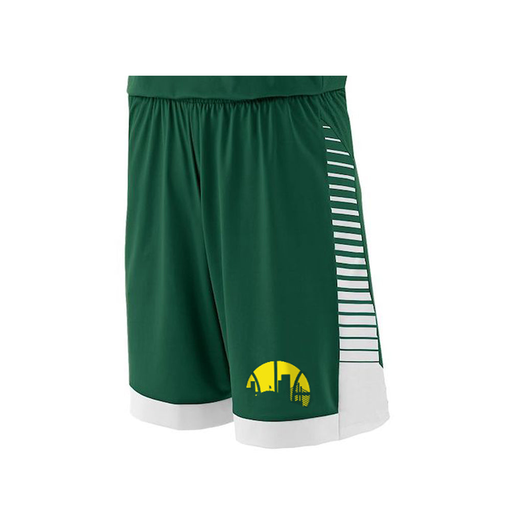 Tacoma Supersonics Shorts Shorts - Square Boy Clothing