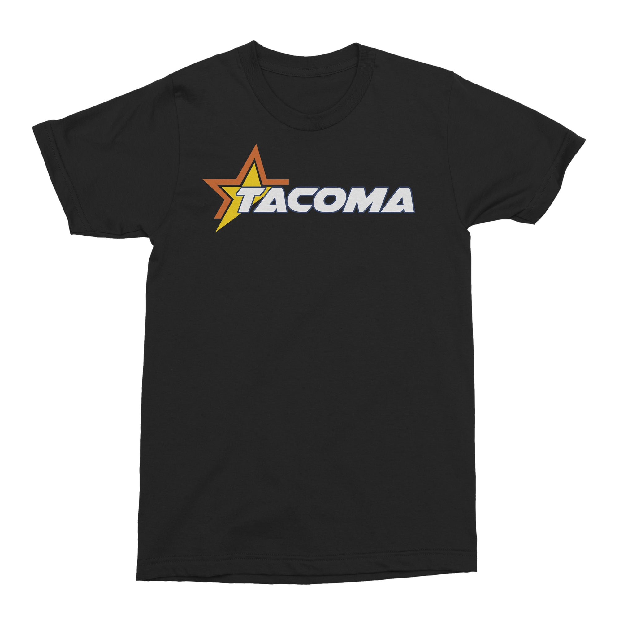 Tacoma Stars T T-SHIRT - Square Boy Clothing