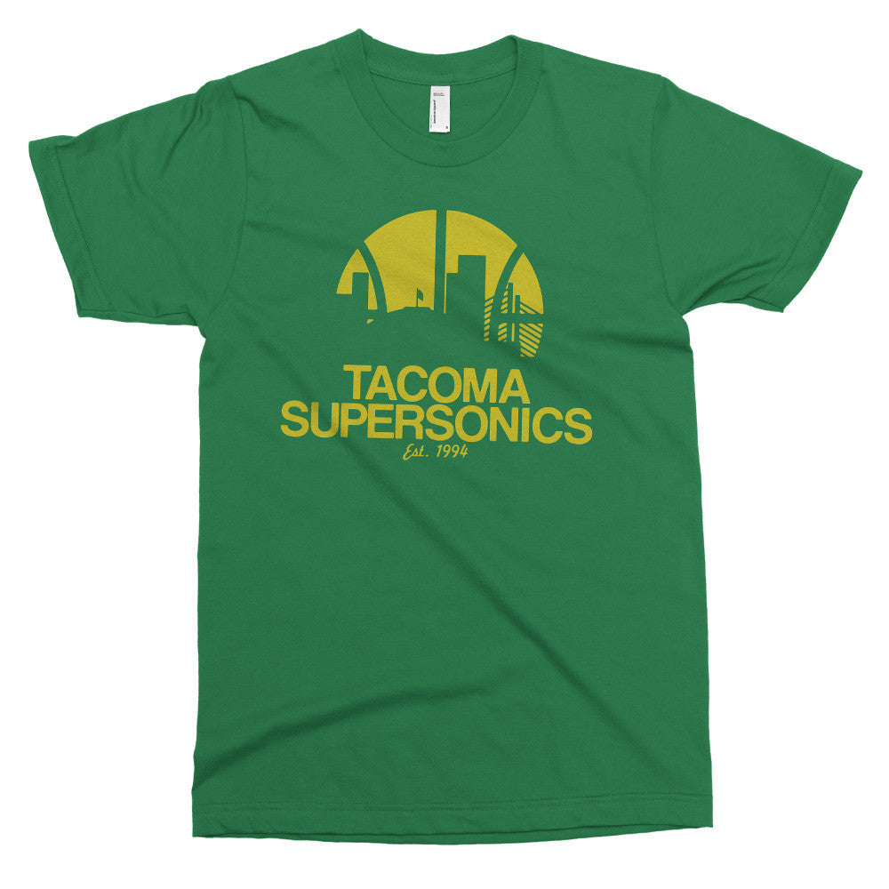 Tacoma Supersonics T-SHIRT - Square Boy Clothing