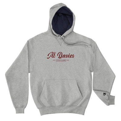 Al Davies Hoodie Hoodie - Square Boy Clothing