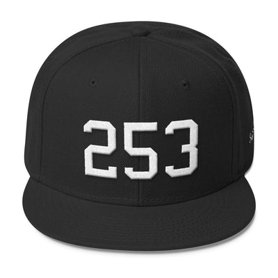 253 College Rule Snap-Back - Square Boy Clothing