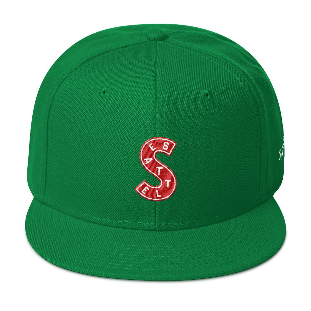 Metro S Snapback Hat Snap-Back - Square Boy Clothing