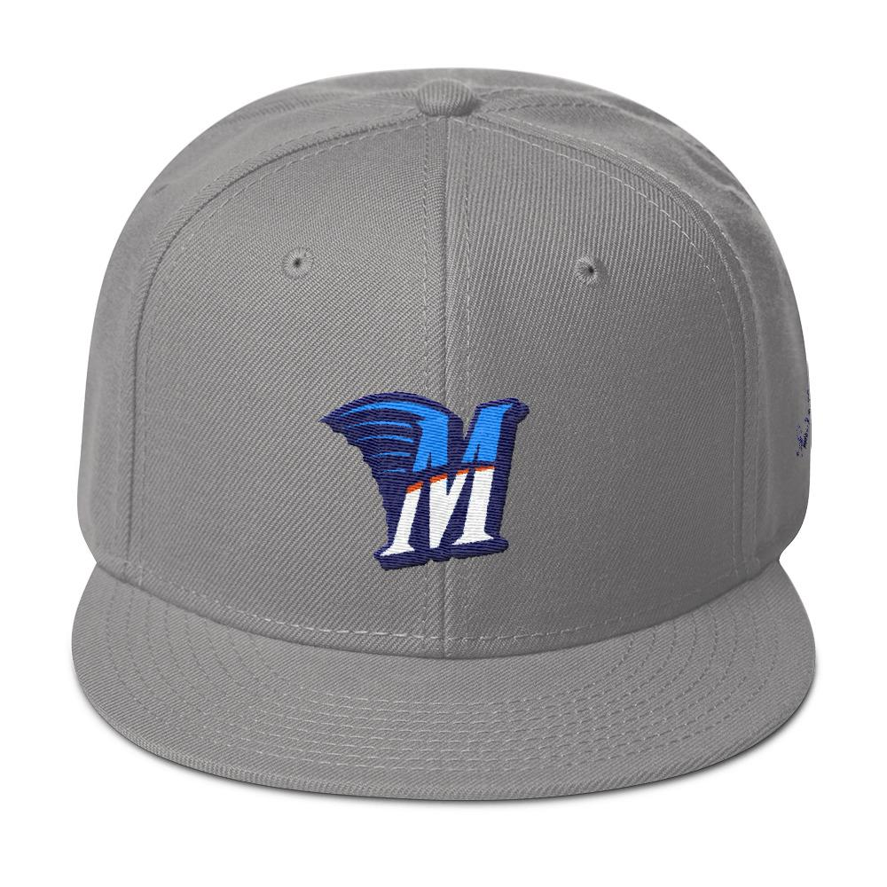 Marlin Snapback Hat Headwear - Square Boy Clothing