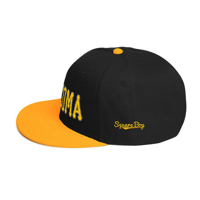 Tacoma Pirates Snap-Back - Square Boy Clothing