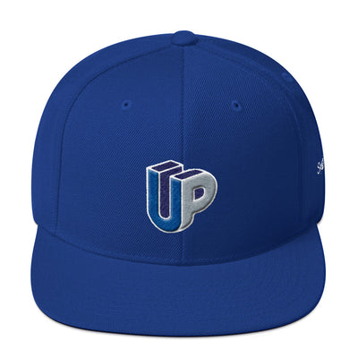 UP Snapback Hat Snap-Back - Square Boy Clothing
