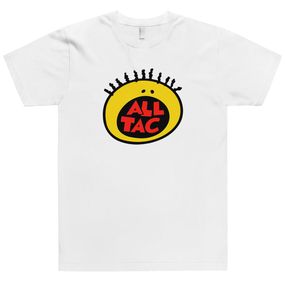 All TAC Tee  - Square Boy Clothing