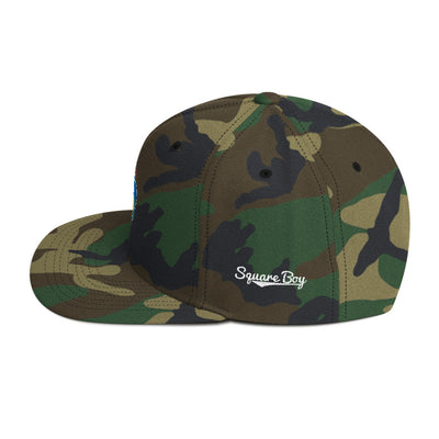 Cub Snap-Back - Square Boy Clothing