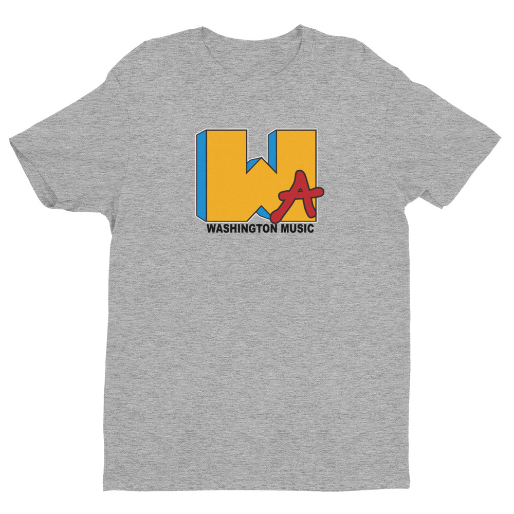 Washington Music Tee T-SHIRT - Square Boy Clothing