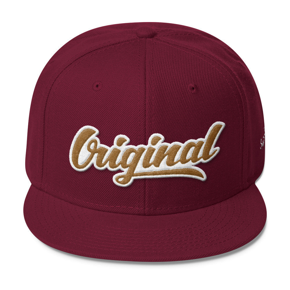 Original Snap-Back - Square Boy Clothing