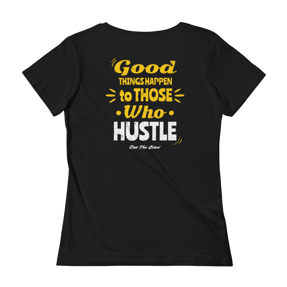 OTC Hustle T-SHIRT - Square Boy Clothing