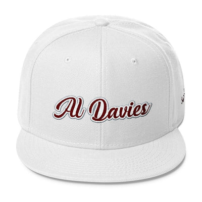 Al Davies Snap Back Snap-Back - Square Boy Clothing