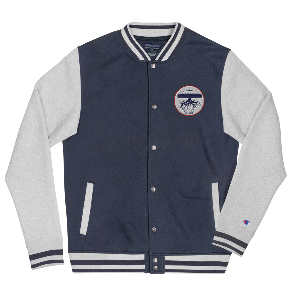 Tacoma Roots Bomber Jacket Jackets - Square Boy Clothing