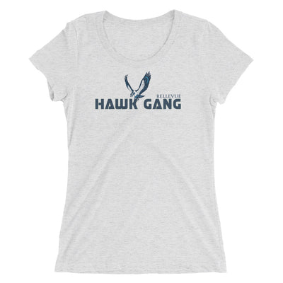 Hawk Gang Bellevue Ladies T Shirt T-SHIRT - Square Boy Clothing