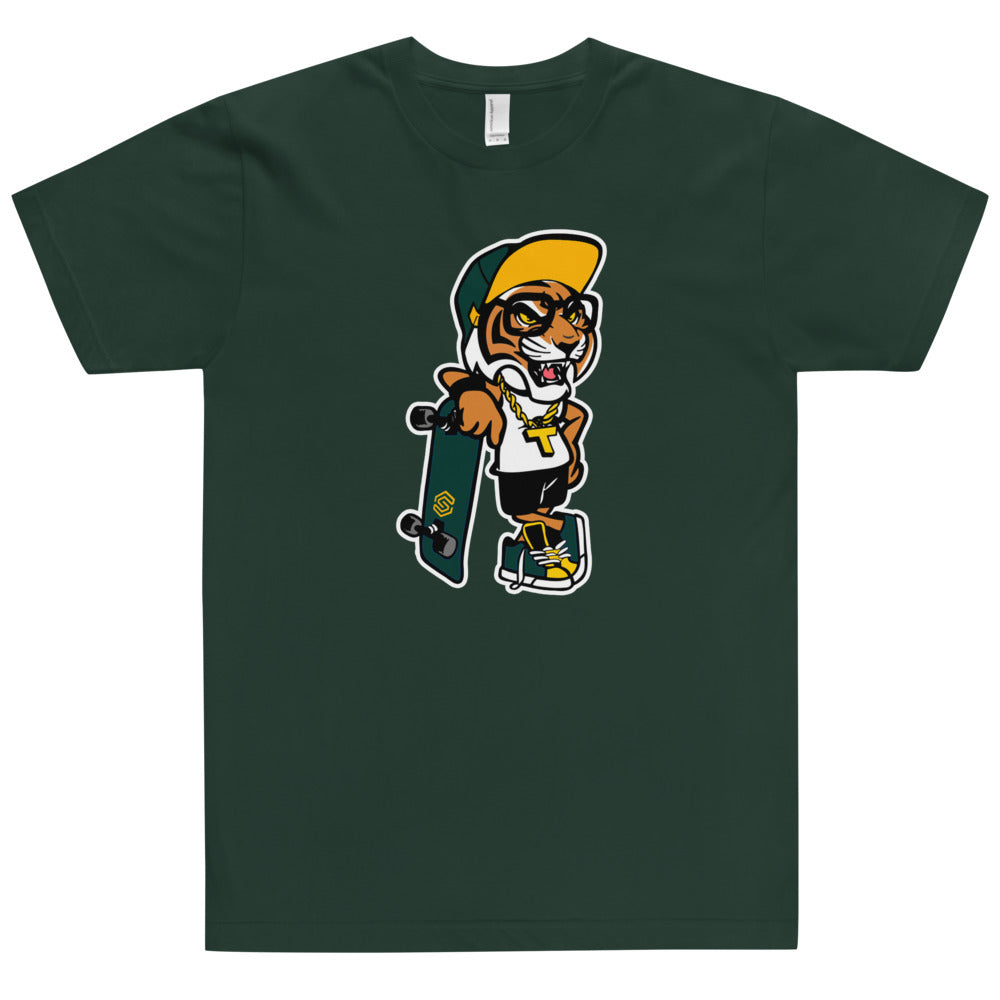 T Town Tiger Tee  - Square Boy Clothing
