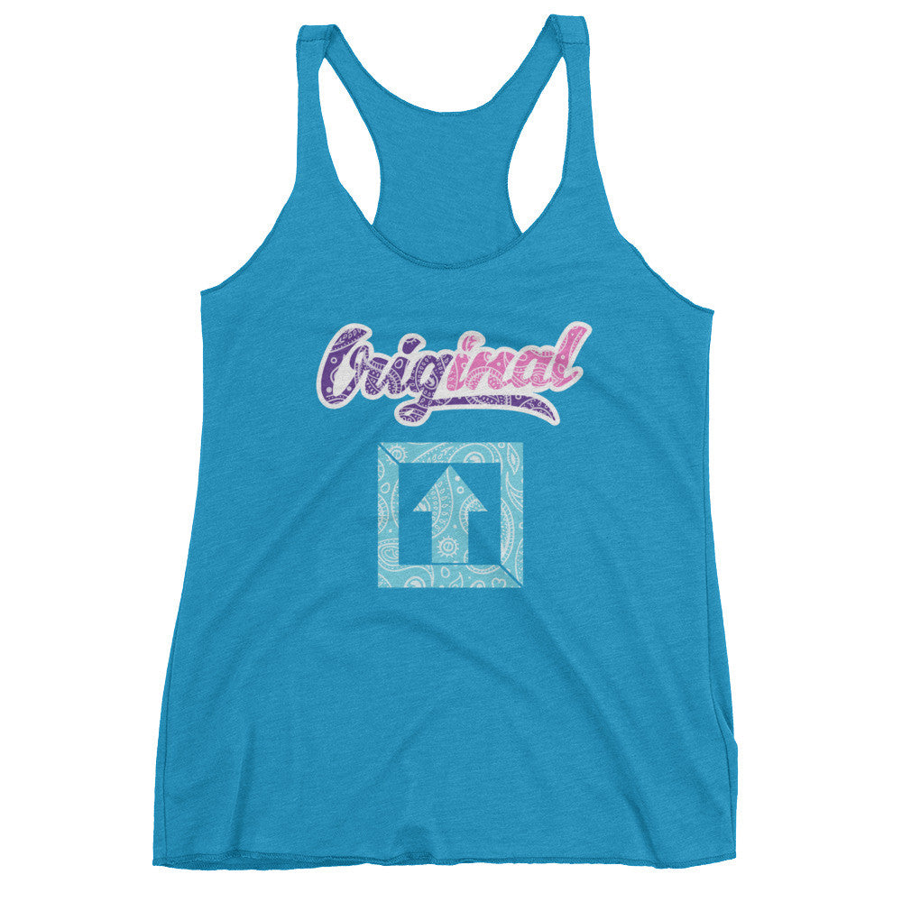 Original Mix Tank Tank top - Square Boy Clothing