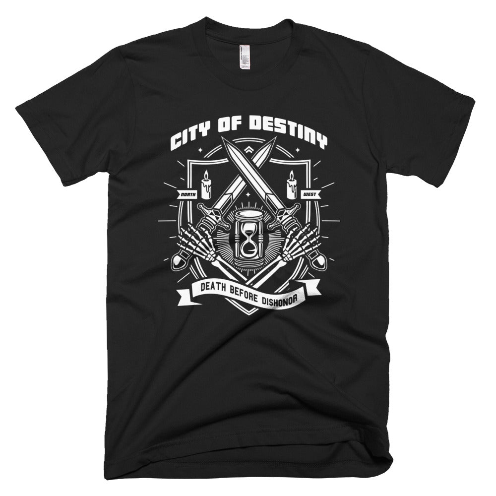 City of Destiny Tee T-SHIRT - Square Boy Clothing