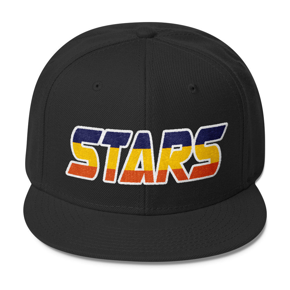 Original Stars Snap-Back - Square Boy Clothing