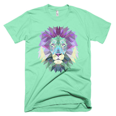 Ogee Lion T-SHIRT - Square Boy Clothing