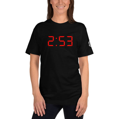 253 Digital Clock Tee T-SHIRT - Square Boy Clothing