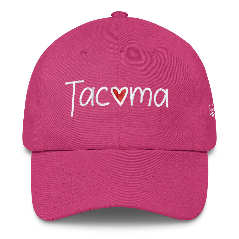 Tacoma Love Dad Hat