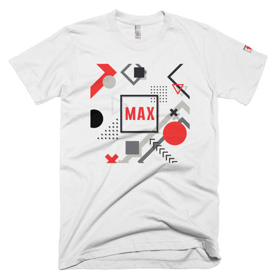 MAX infrared T-SHIRT - Square Boy Clothing