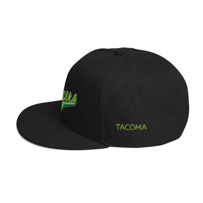 Tacoma Tigers Hat Snap-Back - Square Boy Clothing