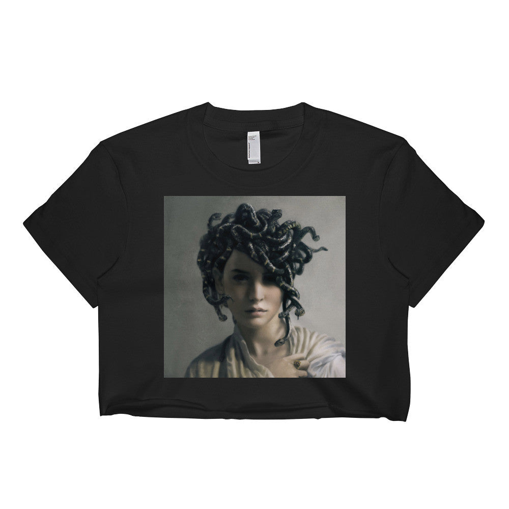 Medusa Crop - Square Boy Clothing