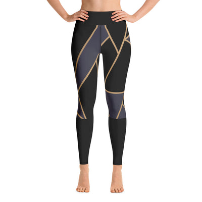 Mosaic Yoga Pants - Square Boy Clothing
