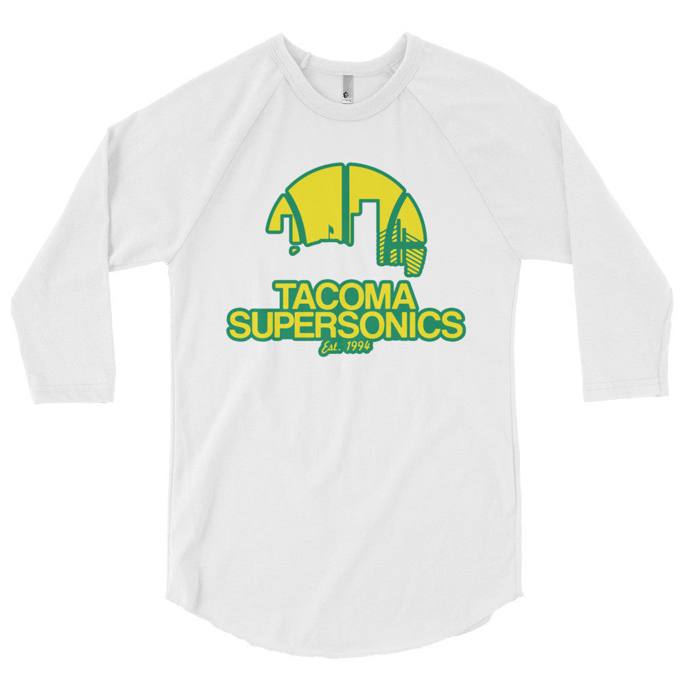 Tacoma Supersonics Raglan - Square Boy Clothing