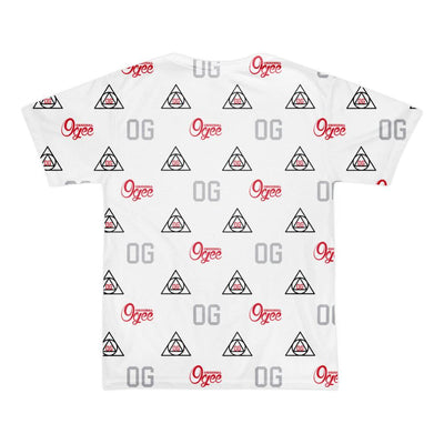 Ogee Ogs Red T-SHIRT - Square Boy Clothing