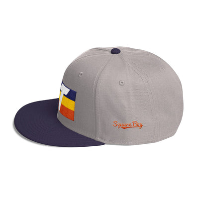 Retro T Snap-Back - Square Boy Clothing