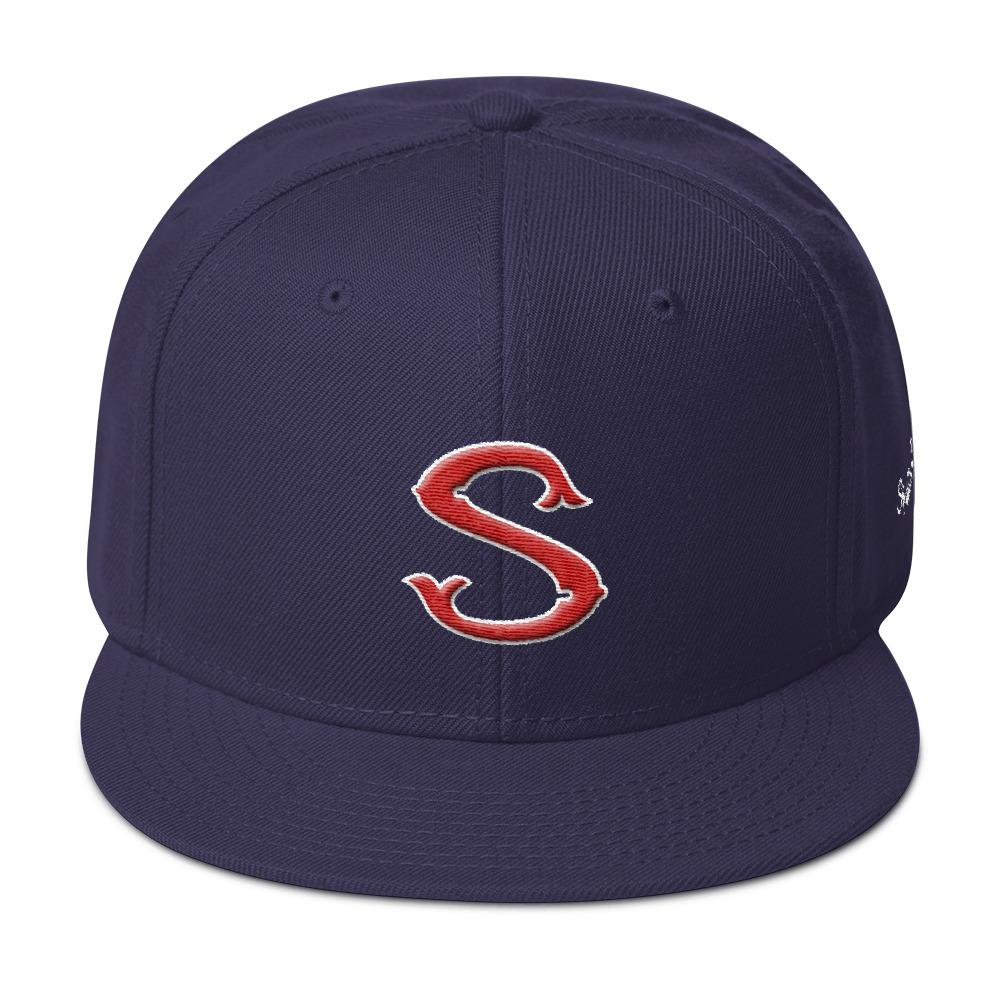 Rainier S Snap-Back - Square Boy Clothing
