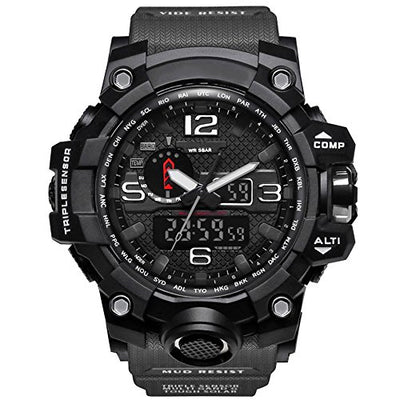 Tactical Watch Watches - Square Boy Clothing