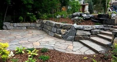 "3"" Flagstone (3000lb pallet) 