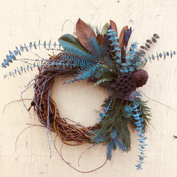 Wild Wreaths Workshop {Saturday September 29th) 10-11:30AM