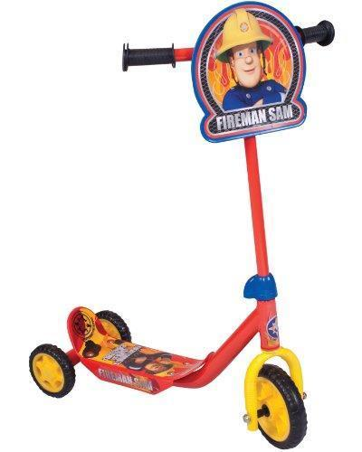 Fireman Sam My First Tri-Scooter