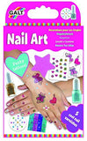 Galt-Girls-Nail-Art-Design-Kids-Creative-Kit-Pack-5 Nail Varnishes,Gems,Tattoos