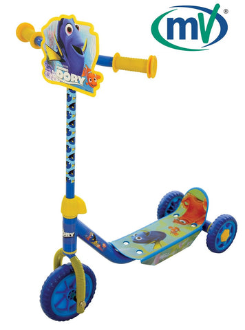 Disney Finding Dory My First Tri Scooter (Multi-Colour) - Same Day Dispatch