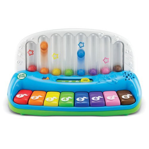 Leapfrog poppin play piano 30+ musical &learning responses