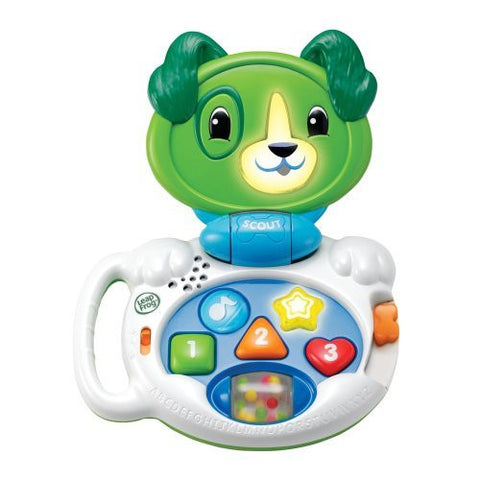 LeapFrog My Talking LapPup Animating Interactive Puppy Pal Toy Scout - 6-24 Mts